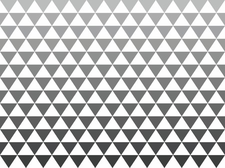 Polygonal gray vector background Standard-Bild - 123717779
