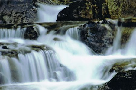 waterfalls in upstate New York