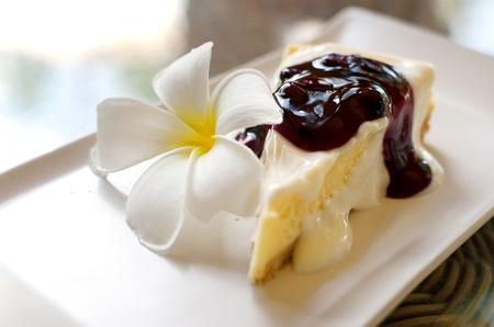 baked cake Stock Photo