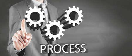 Business process management, automation workflow