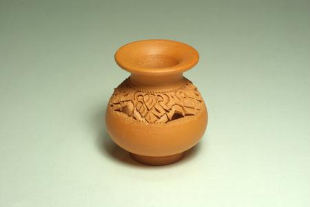 thaiart: Thai souvenir earthenware pot