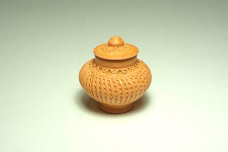 earthenware: Thai earthenware pottery pot