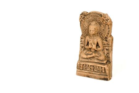 amulet: Buddha amulet Stock Photo
