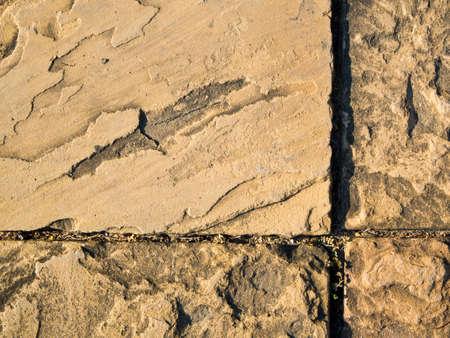 slabs: Stone slabs floor