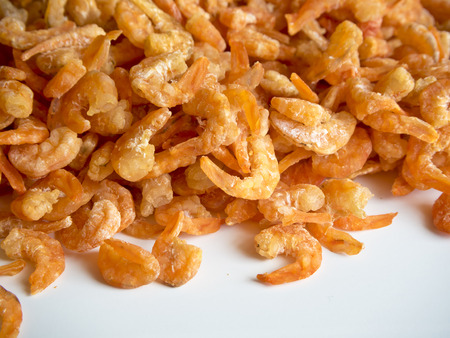 food preservation: Dried shrimp food preservation