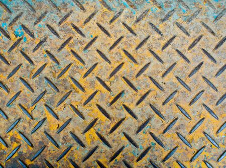 chequerplate: Texture of floor made by Checker plate