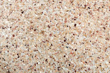 Textur des freiliegenden Aggregatbodens, rutschfest