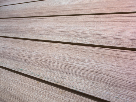 Surface texture of artificial wood wall made of substitute material