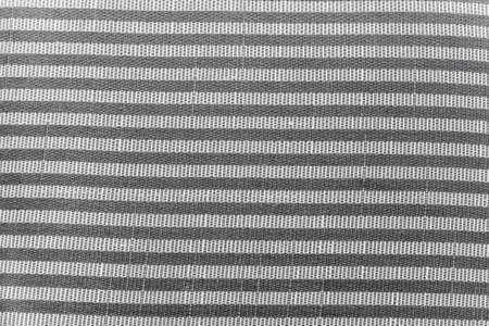 Gray stripe alternated White strip of fabric pattern