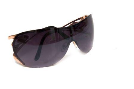 sun glasses isolated on white Stock Photo - 3687172