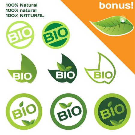 Logotipos de Bio Logos