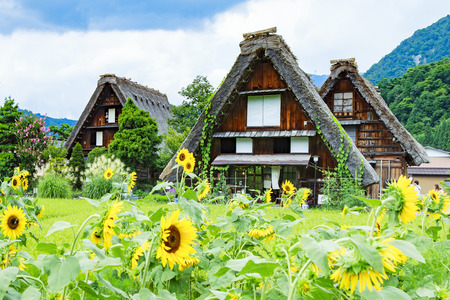 shirakawago: Shirakawa-go, Japan.