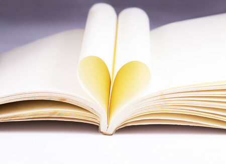 Passion for reading. Love books