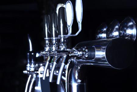 Alcohol conceptual image  Beer dispenser