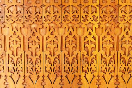 wood thai texture style  photo
