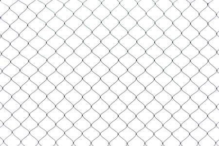 safety net: net isolate texture  Stock Photo
