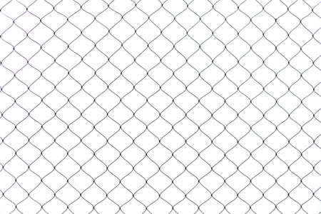 soccer net: net isolate texture  Stock Photo