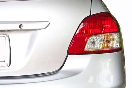 back light of car  photo