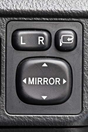 control of  car glasses photo