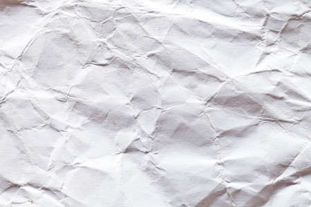 crinkles: Close up white paper texture