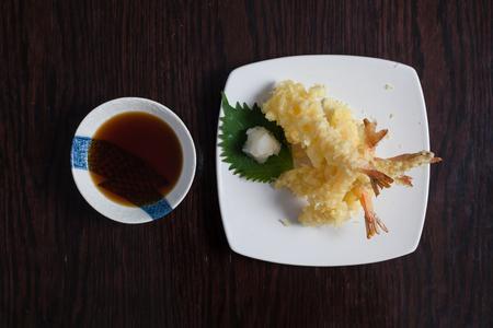 Shrimp fried