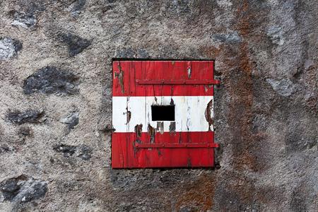 austrian: Austrian Castle window