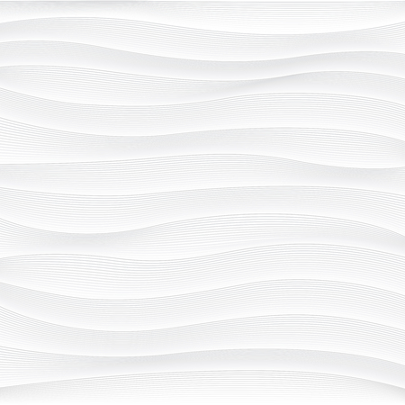 Vector white background of abstract waves Иллюстрация