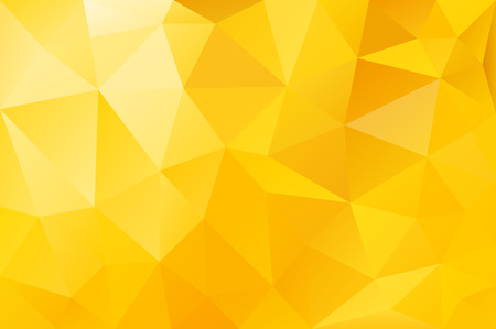 yellow background: Abstract vector background