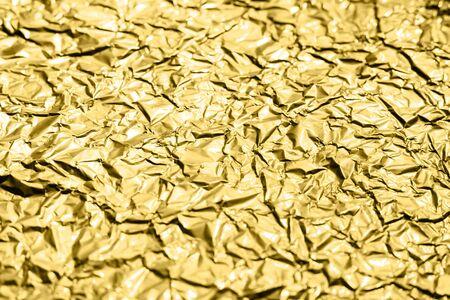 hard alloy: gold foil background