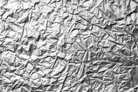 aluminium background: Aluminium foil background