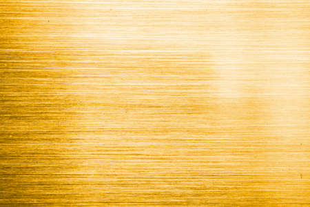 gold metal: gold Metal texture background Stock Photo