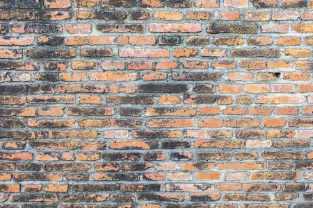 revetment: Brick wall