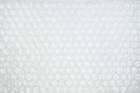 Shockproof clear plastic, texture background