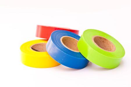 kleuren elektricien tape