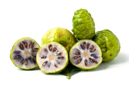 noni: citrifolia Stock Photo