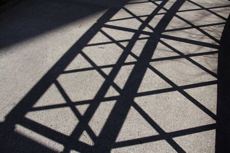 diagonal: diagonal silhouette
