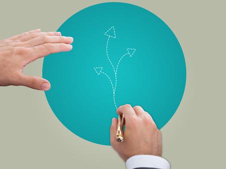 business model: A business model representation