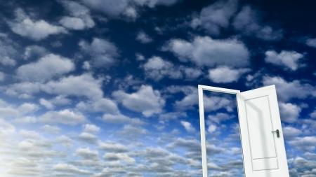 ladder of success: open the door