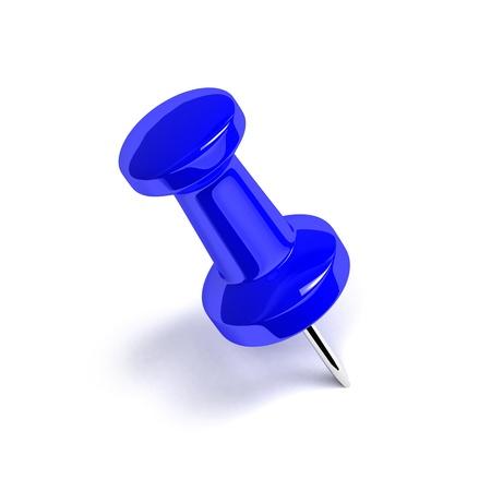 hang up: thumbtack