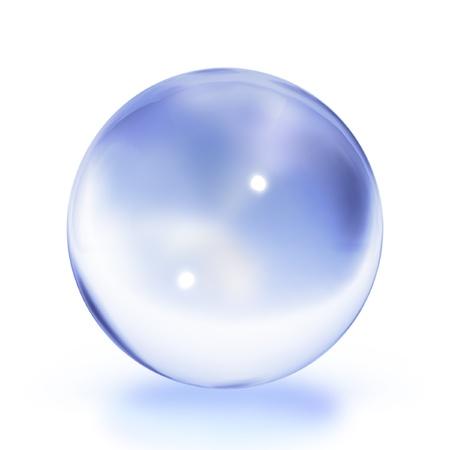ball aqua: Aqua Ball Blue
