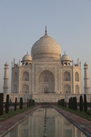 overseas: Taj Mahal