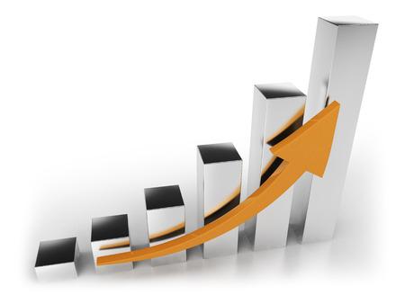 business graph 스톡 콘텐츠