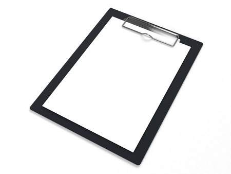 Paper on Clipboard photo