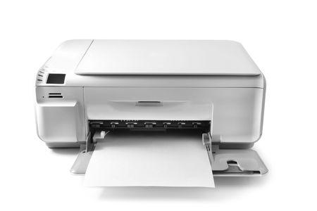 xerox: Printer
