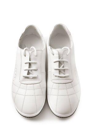 Shoes isolated on white background Stock Photo - 6573951