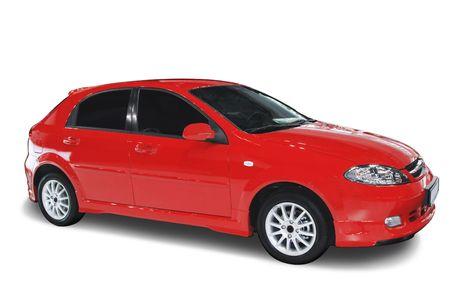tinted: Car