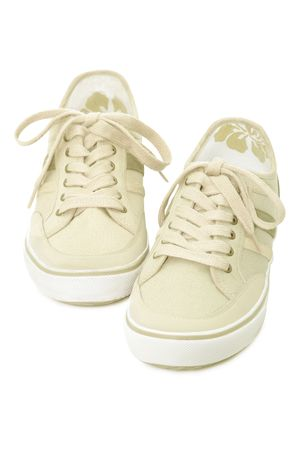 Sneakers isolated on a white background Stock Photo - 6610775