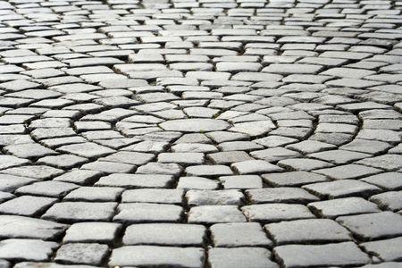 Paving stones photo