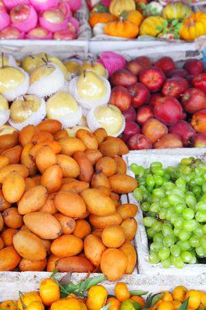Fruit market Stock Photo - 6624106