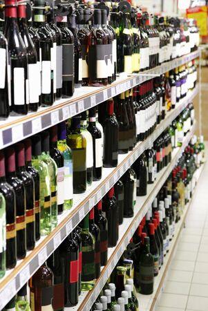 Wine shop Stock Photo - 6624965